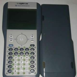 TEXAS INSTRUMENTS TI-nspire CAS Calculator School Maths Physics Commerce Students
