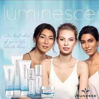 Luminesce - The Best Skin Of Your Life
