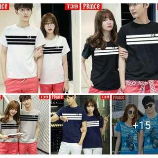 Korean Couple Shirt