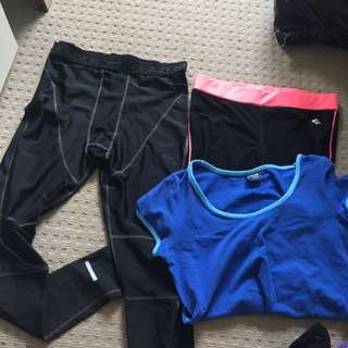 Exercise Clothing