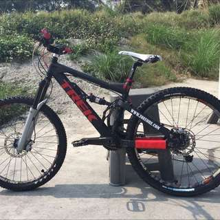 mountain bike (downhill) 26er