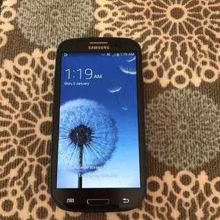 Samsung Galaxy 3.
