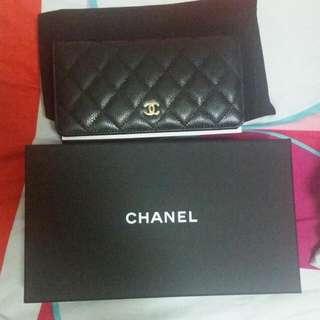 Chanel Bifold Wallet