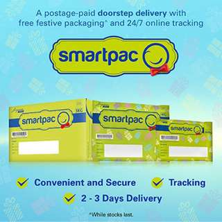 🎀 FREE DELIVERY 🎀 Singapore Post Smartpac