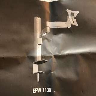 Vogels EFW 1130合金電腦屏幕支架,可掛牆或書檯上(原裝配件齊)