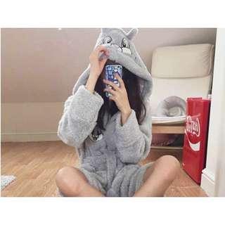 邦尼兔 睡袍睡衣浴衣