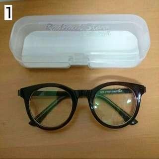(🆕全新轉賣)璀璨之星 多件造型眼鏡/墨鏡