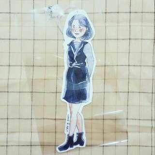 """🚚 """"客製""""手繪卡片組"""