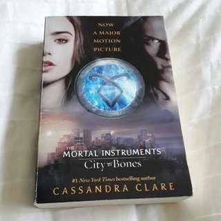 'City Of Bones' By Cassandra Clare