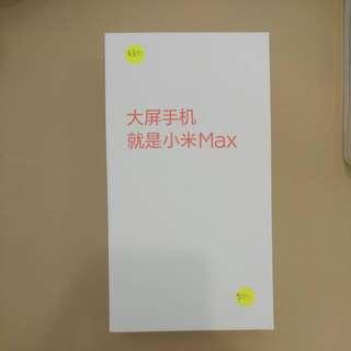 Mi Max Brand-new In Box