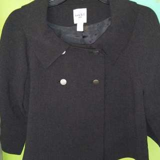 Kate Hill Original Blazer Size Petite With Kate Hill Charcoal Size 8 Skirt
