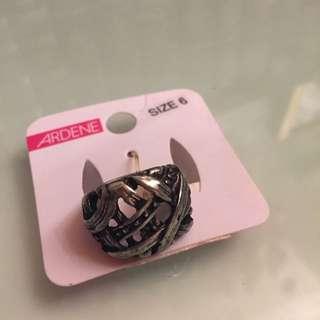 Woven Metal Ring
