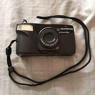 OLYMPUS Zoom2000 Film Camera