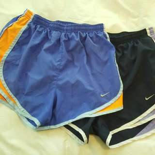 Nike Shorts (Both Pairs)