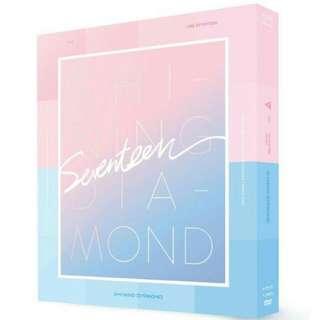 Seventeen Shining Diamond Concert DVD