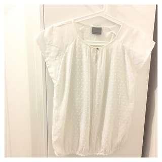 Vero Moda Classic White Top