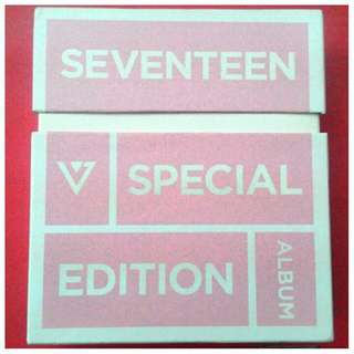 [WTS FAST] Seventeen Love & Letter Repackaged Album Special Edition