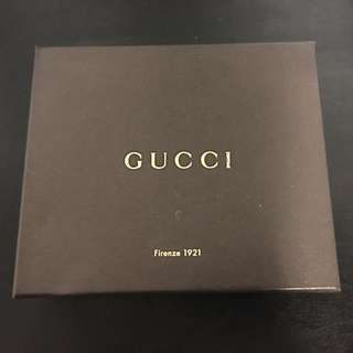 AUTHENTIC GUCCI man's Card Holder On Sale