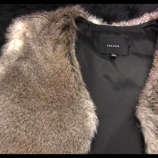 Taula Faux Fur Vest