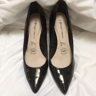 Target Collection Black Heel Size 6.5
