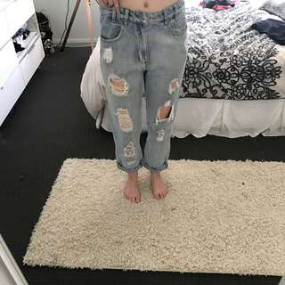 Summer Days Lovin Jeans