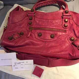Price reduced!'nBalenciaga Giant Part Time