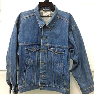 RED WING JEANS JACKET