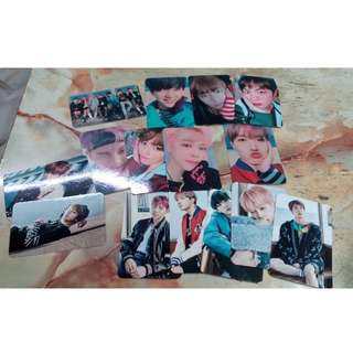 (buy 1 free 1 )Bts you never walk alone photo card unofficial duplicate