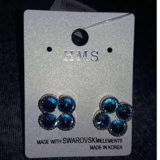 anting anting swarovski made in korea