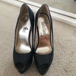 Marco Gianni Shoes Size 5 EUR 35
