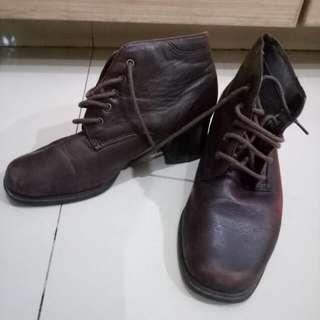 Boots Midi Heels Mini