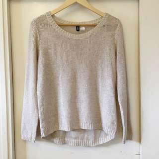 Pending H&M Loose Knit Sweater XS