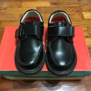 Fisher-Price black shoes
