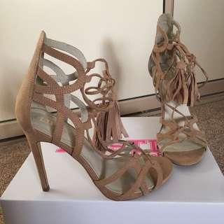 KAZZY Lipstick Shoes