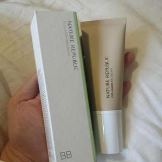 Nature Republic Collagen BB Cream In Light beige
