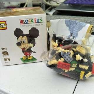 Mickey Mouse MINI LEGO