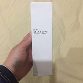 全新 RMK 洗顏皂霜