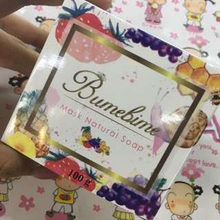 Bumebime Mask soap