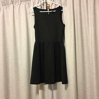 Miss Shop Black Dress Size 10