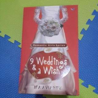 9 Weddings And A Wish