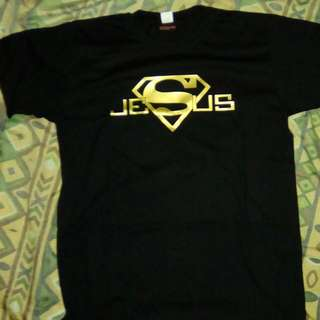 Superman Jesus T-shirt