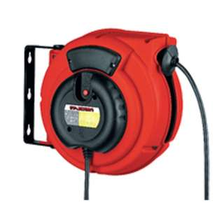 Retractable electrical wire hose reel ( 10 metres / 3 Core )
