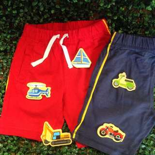 MOTHERCARE 2-Pack Shorts