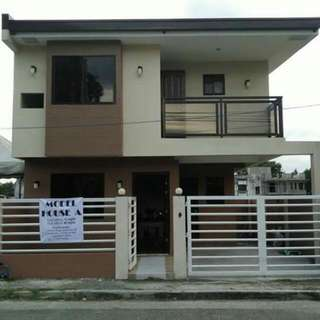 Brand new House And Lot For Sale In Multinational Village Paranaque
