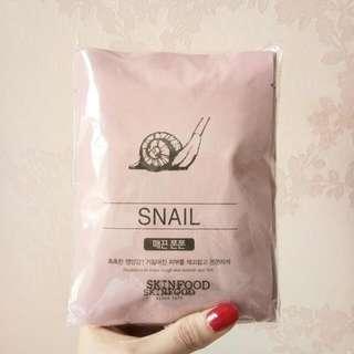 Skinfood Snail Mask