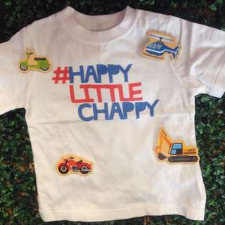 MOTHERCARE (Little Chappy) Tshirt