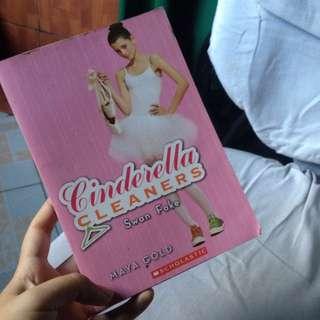 cinderella cleaners: swan fake — Maya Gold