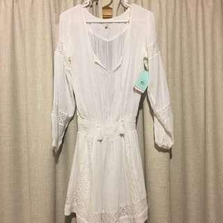 Rip curl Santorini Dress Size 10