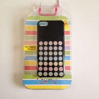 Soft Case Dot For Iphone 5c