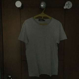 Topman Grey T-Shirt